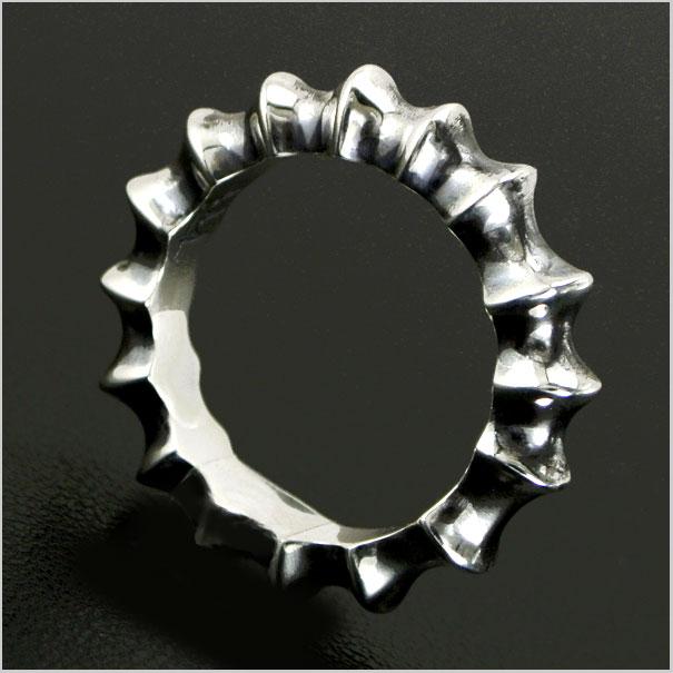 Soul Fetish (Seoul fetiche) silver ring R1033