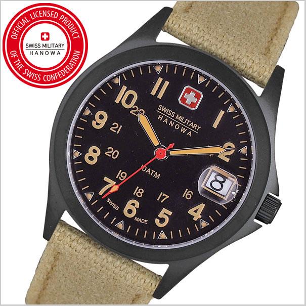 SWISS MILITARY Switzerland military watch, CLASSIC TEXTILE classical music textile men / Lady's unisex size SWISS MILITARY HANOWA ML-388