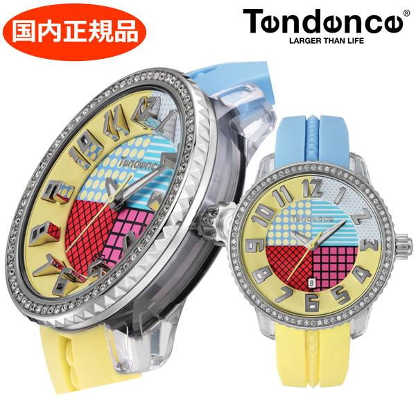 【クリーナープレゼント】【テンデンス】TENDENCE CRAZY Medium クレイジーミディアム レディース 腕時計 TG930060