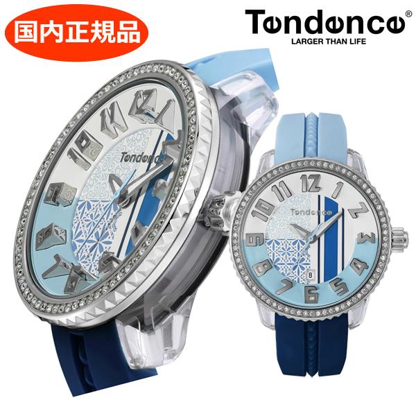 【クリーナープレゼント】【テンデンス】TENDENCE CRAZY Medium クレイジーミディアム レディース 腕時計 TY930064
