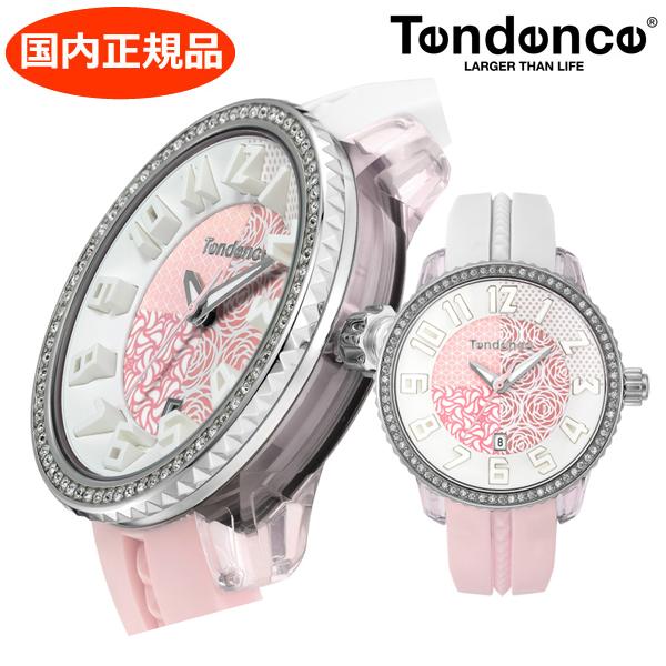 【クリーナープレゼント】【テンデンス】TENDENCE CRAZY Medium クレイジーミディアム レディース 腕時計 TY930065