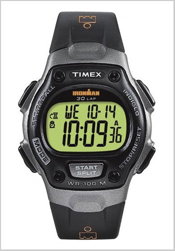 "Watch Ironman Triathlon 30-lap "", black (genuine) T53151"