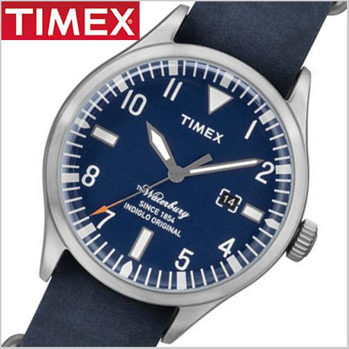 Bell Field | Rakuten Global Market: TIMEX Timex Watch Mens DATE WATERBURY  Waterbury Date 40 Mm Leather Belt / INDIGLO Night Light TIMEX Timex  TW2P64500