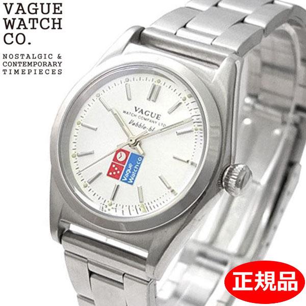 【クリーナープレゼント】【正規品】VAGUE WATCH Co. ヴァーグ ウォッチ カンパニー 腕時計 VABBLE(ヴァブル) 機械式 自動巻き オートマチック シルバー文字盤 VB-L-003-SB