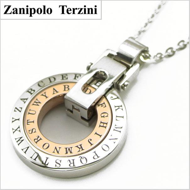 ザニポロタルツィーニ 日本メーカー新品 価格 交渉 送料無料 正規品 Zanipolo Terzini ザニポロ タルツィーニ レディース チェーン付 ローズゴールドIP ZTP2226-RS サージカルステンレス製ペンダント 送料無料