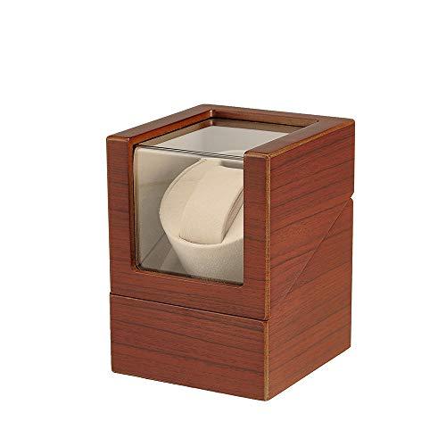 令和最新版 ワインディングマシーン 初回限定 1本巻き ウォッチワインダー 自動巻き時計ワインディングマシーン マブチモーター 日本製 買物