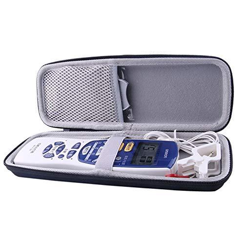 用のオムロン OMRON 低周波治療器 エレパルス JP 注目ブランド 保証 -waiyu 専用保護収納ケース HV-F128