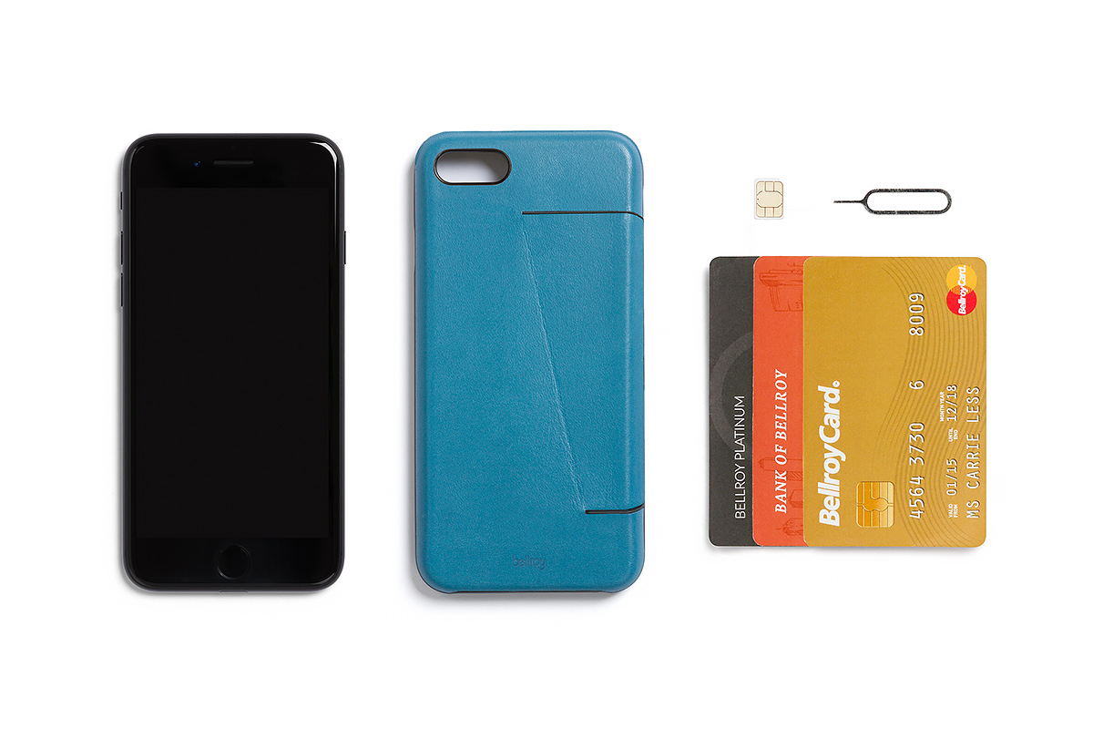 COVER CHIAVE Bellroy Plus Nero