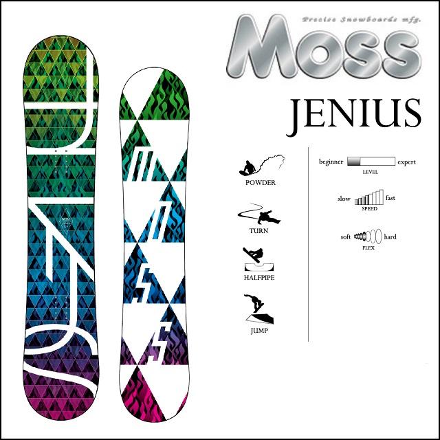 限定価格セール! 18-19 MOSS ジーニアス キッズ モス スノーボード JENIUS 18-19 ジーニアス キッズ, 美祢市:b8509e5e --- canoncity.azurewebsites.net