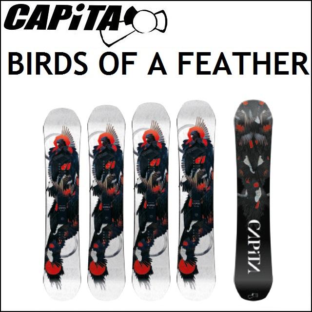 18-19 CAPiTA キャピタ スノーボード BIRDS OF A FEATHER バーズ オブ ア フェザー レディース