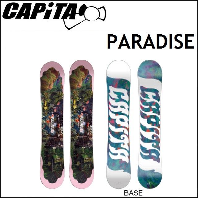 18-19 CAPiTA キャピタ スノーボード PARADISE パラダイス レディース レディース