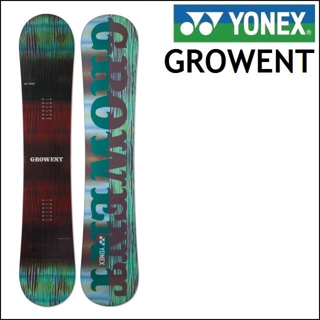 18-19 YONEX ヨネックス スノーボード GROWENT