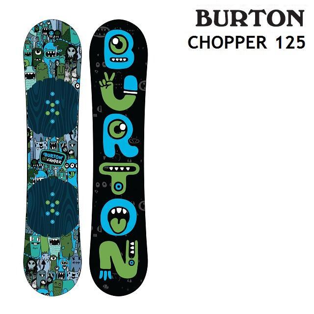 19-20 BURTON CHOPPER バートン チョッパー スノーボード 板 キッズ 125cm 日本正規品