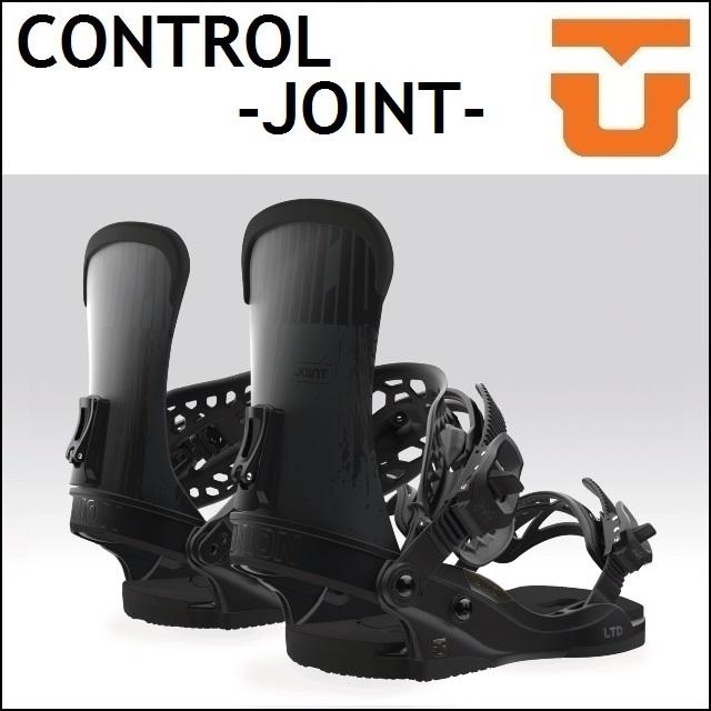 18-19 UNION ユニオン ビンディング CONTROL JOINT コントロール ジョイント 日本限定モデル