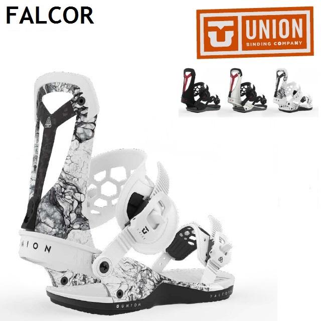19-20 UNION FALCOR ユニオン ファルコア ビンディング バインディング スノーボード メンズ 日本正規品