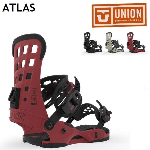 19-20 UNION ATLAS ユニオン アトラス ビンディング バインディング スノーボード メンズ 日本正規品
