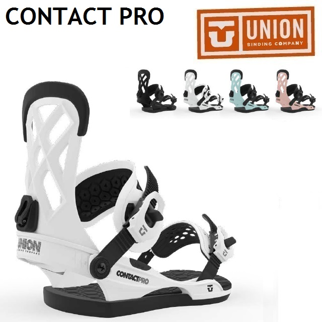 19-20 UNION CONTACT PRO ユニオン コンタクト プロ ビンディング バインディング スノーボード メンズ レディース 日本正規品