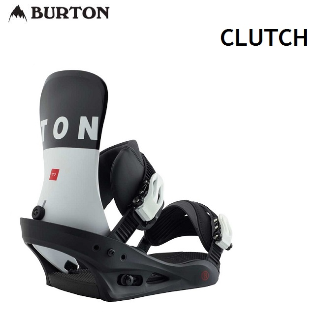 【限定モデル】BURTON CLUTCH バートン クラッチ BINDING ビンディング 正規保証書付
