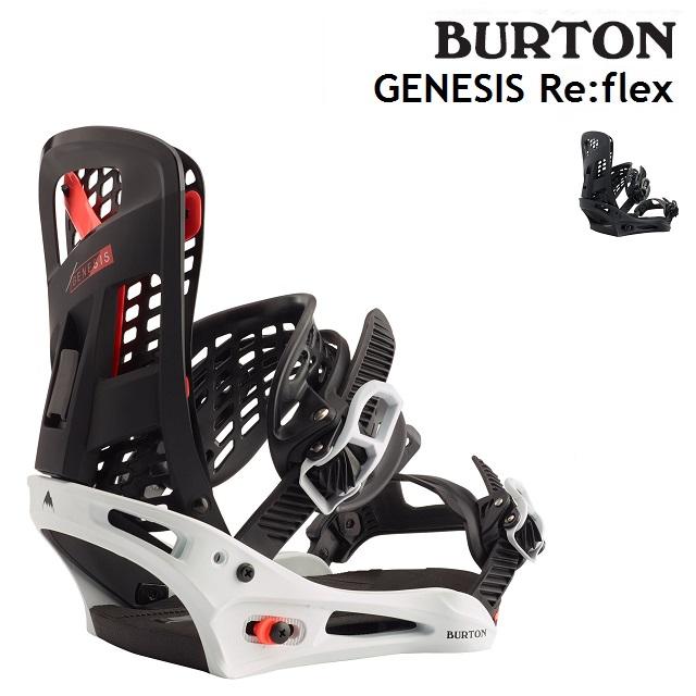 19-20 BURTON GENESIS Re:Flex バートン ジェネシス ビンディング バインディング スノーボード メンズ 日本正規品