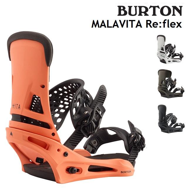 19-20 BURTON MALAVITA Re:Flex バートン マラビータ ビンディング バインディング スノーボード メンズ 日本正規品