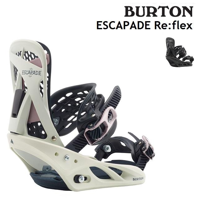 19-20 BURTON ESCAPADE Re:Flex バートン エスカペード ビンディング バインディング スノーボード レディース 日本正規品