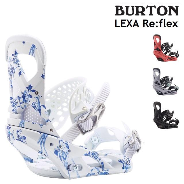 19-20 BURTON LEXA Re:Flex バートン レクサ ビンディング バインディング スノーボード レディース 日本正規品