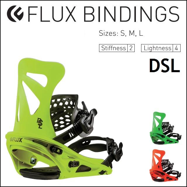 18-19 FLUX フラックス ビンディング DSL ディーエスエル