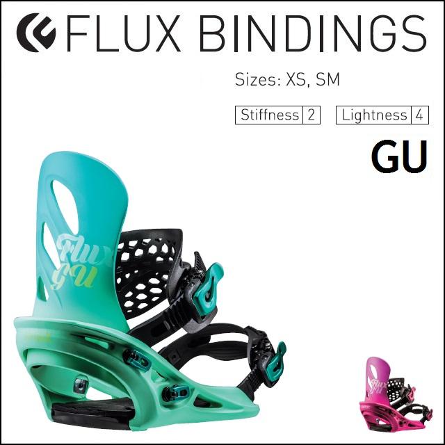 18-19 FLUX フラックス ビンディング GU ジーユー レディース