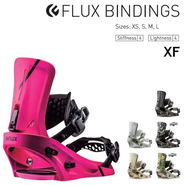 [最大3000円クーポン配布中] 18-19 FLUX フラックス ビンディング XF エックスエフ