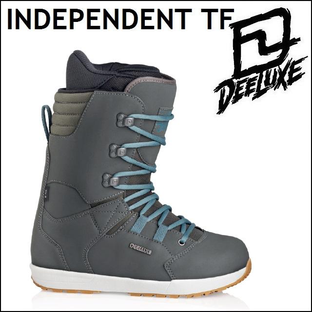 17-18 DEELUXE ディーラックス ブーツ INDEPENDENT TF インディペンデント サーモインナー