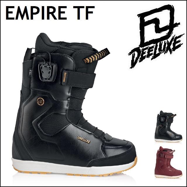 17-18 DEELUXE ディーラックス ブーツ EMPIRE TF エンパイア サーモインナー