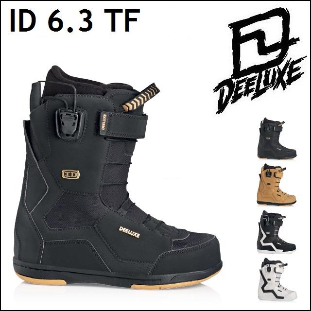 17-18 DEELUXE ディーラックス ブーツ ID 6.3 TF アイディー サーモインナー