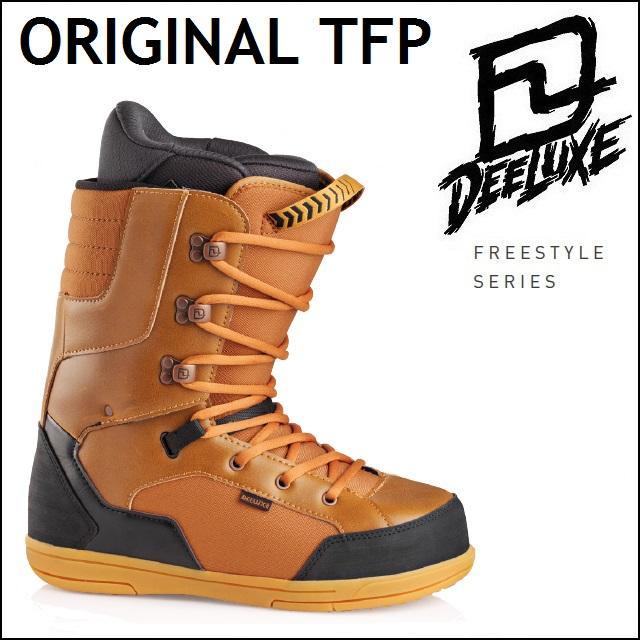 18-19 DEELUXE ディーラックス ブーツ ORIGINAL TFP オリジナル サーモインナー