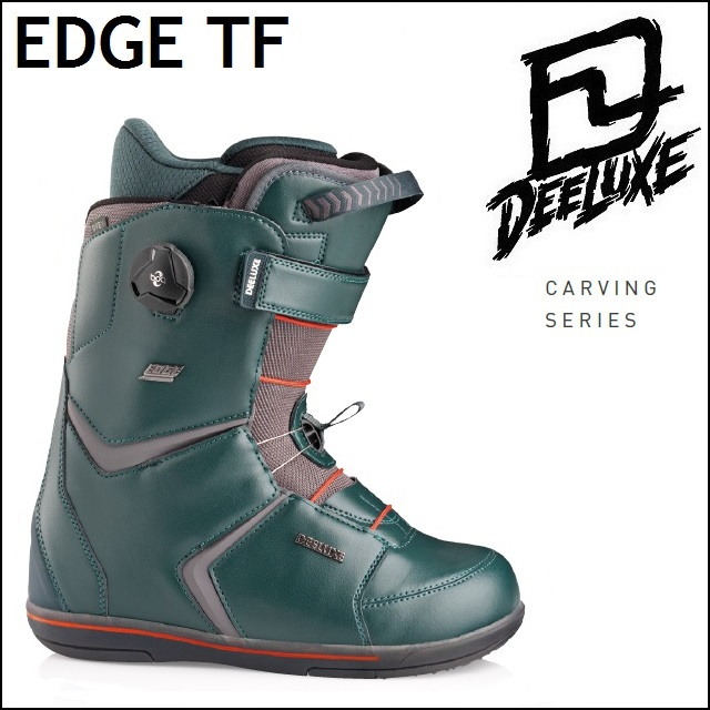 18-19 DEELUXE ディーラックス ブーツ EDGE TF エッジ サーモインナー