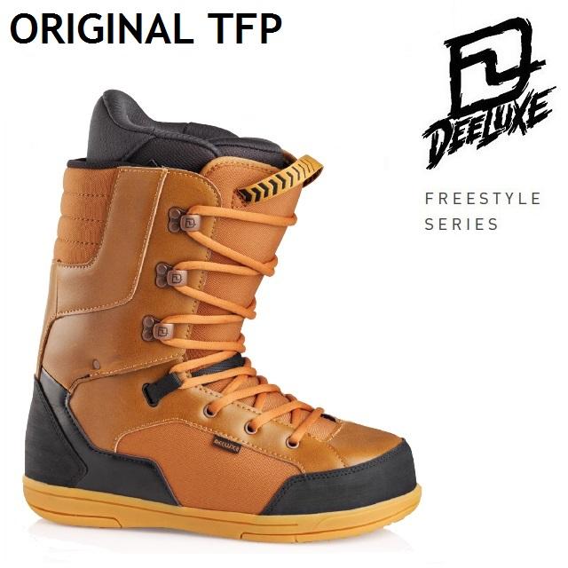 [最大3000円クーポン配布中] 18-19 DEELUXE ディーラックス ブーツ ORIGINAL TFP オリジナル サーモインナー