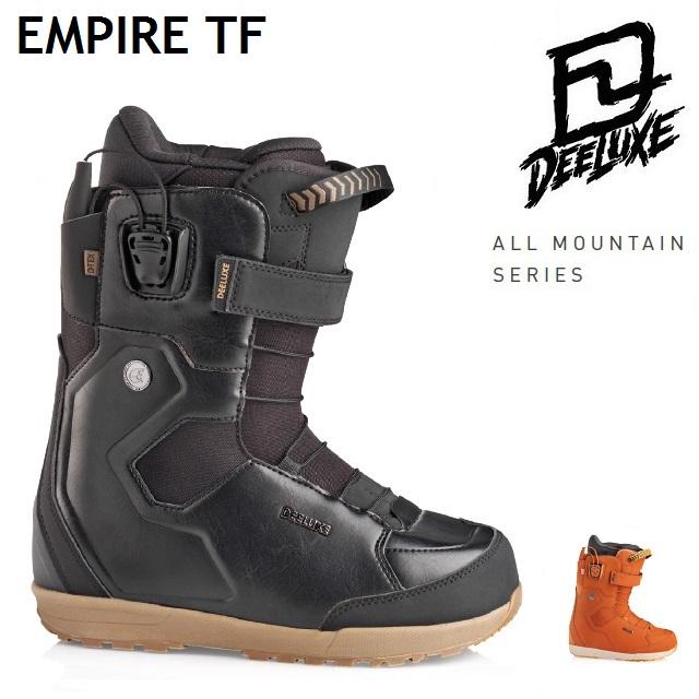 [最大3000円クーポン配布中] 18-19 DEELUXE ディーラックス ブーツ EMPIRE TF エンパイア サーモインナー