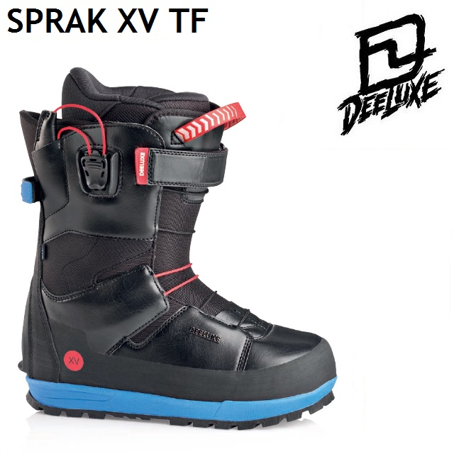 [最大3000円クーポン配布中] 19-20 DEELUXE ディーラックス ブーツ SPARK XV TF スパーク エックスブイ サーモインナー