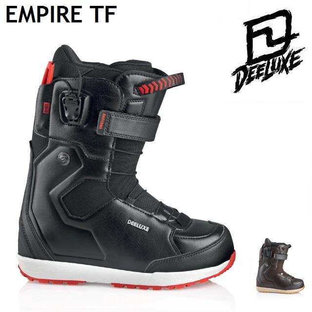 19-20 DEELUXE EMPIRE TF ディーラックス エンパイア ブーツ サーモインナー メンズ レディース スノーボード 日本正規品