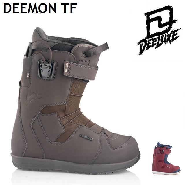 19-20 DEELUXE DEEMON TF ディーラックス ブーツ ディーモン サーモインナー メンズ レディース スノーボード 日本正規品
