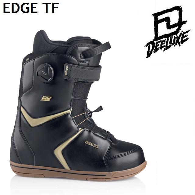 19-20 DEELUXE EDGE TF ディーラックス エッジ ブーツ サーモインナー メンズ レディース スノーボード 日本正規品
