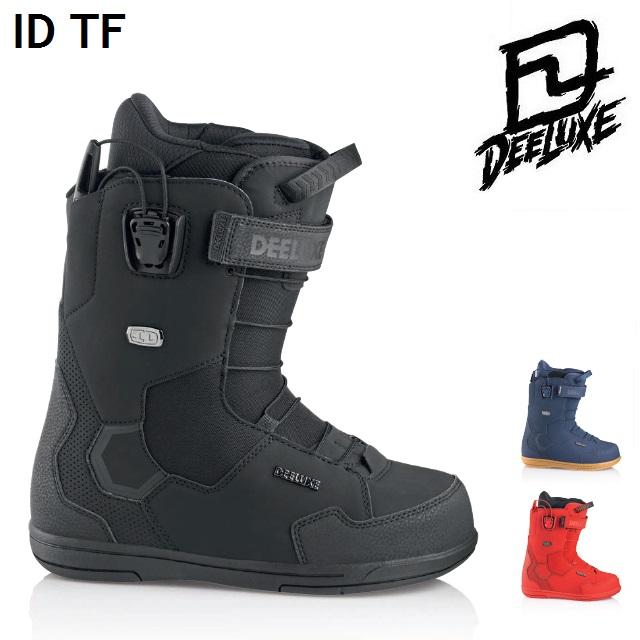 19-20 DEELUXE ID TF ディーラックス アイディー ブーツ サーモインナー メンズ レディース スノーボード 日本正規品