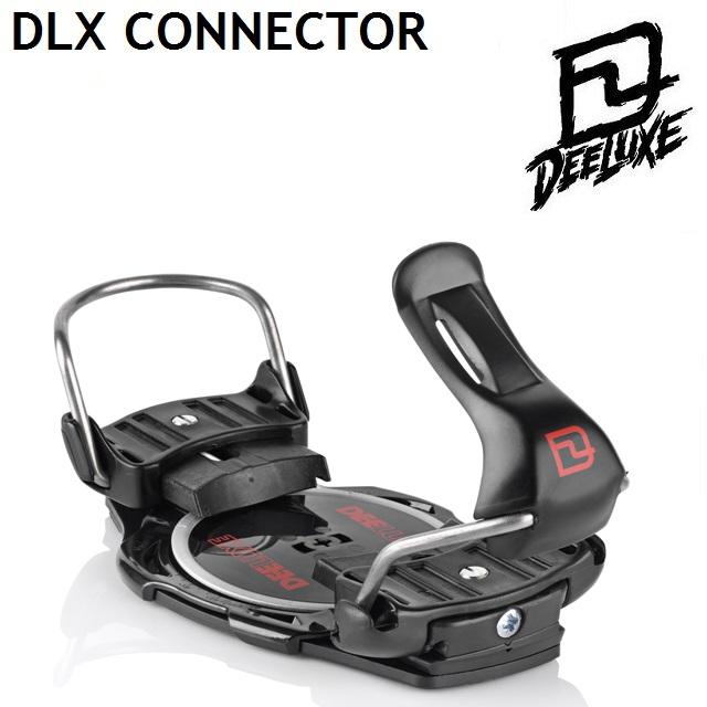 19-20 DEELUXE DLX CONNECTOR ディーラックス ビンディング バインディング アルペン メンズ レディース スノーボード 日本正規品