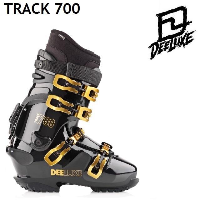 [最大3000円クーポン配布中] 19-20 DEELUXE ディーラックス ブーツ TRACK700 トラック700 ハードブーツ ノーマルインナー アルペン