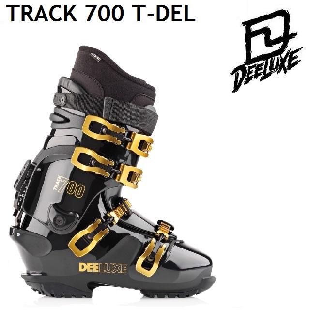 [最大3000円クーポン配布中] 19-20 DEELUXE ディーラックス ブーツ TRACK700 T-DEL トラック700 サーモインナー ハードブーツ アルペン