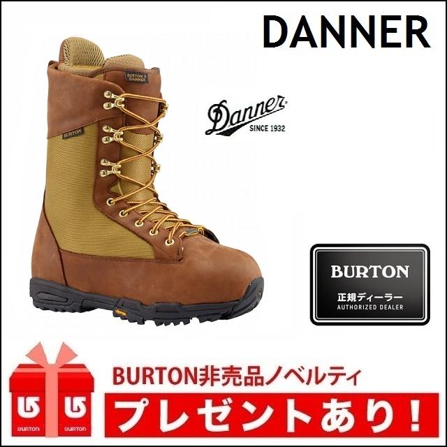 17-18 BURTON バートン ブーツ BURTON X DANNER ダナー【正規保証書付】