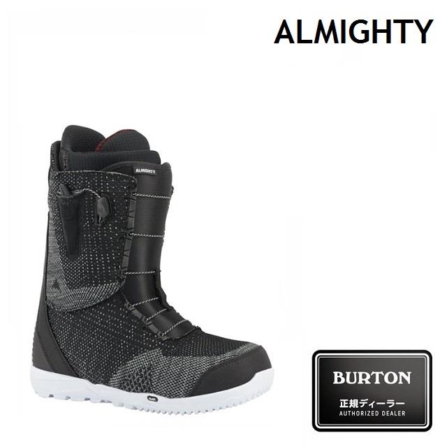 BURTON バートン ブーツ ALMIGHTY アルマイティ [日本正規品]