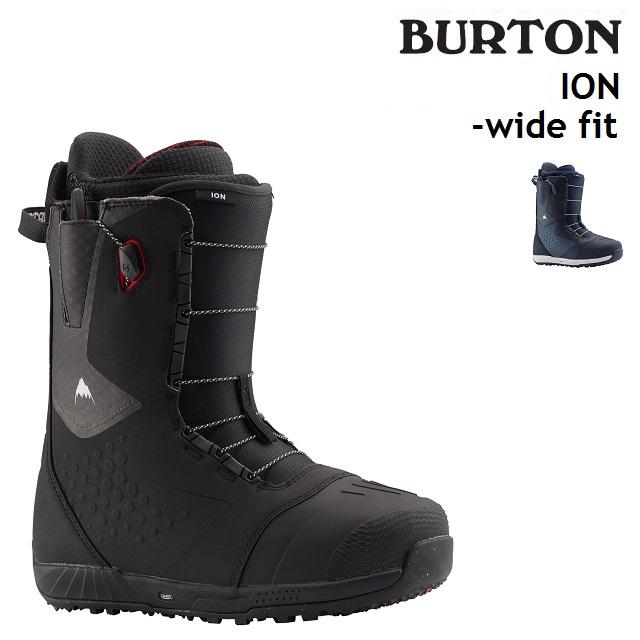 19-20 BURTON ION WIDE FIT バートン アイオン ワイドフィット ブーツ スノーボード メンズ 日本正規品