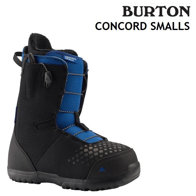 2021-2022 本物 BURTON バートン 21-22 CONCORD SMALLS 安心の定価販売 日本正規品 キッズ コンコード スノーボード スモール ブーツ