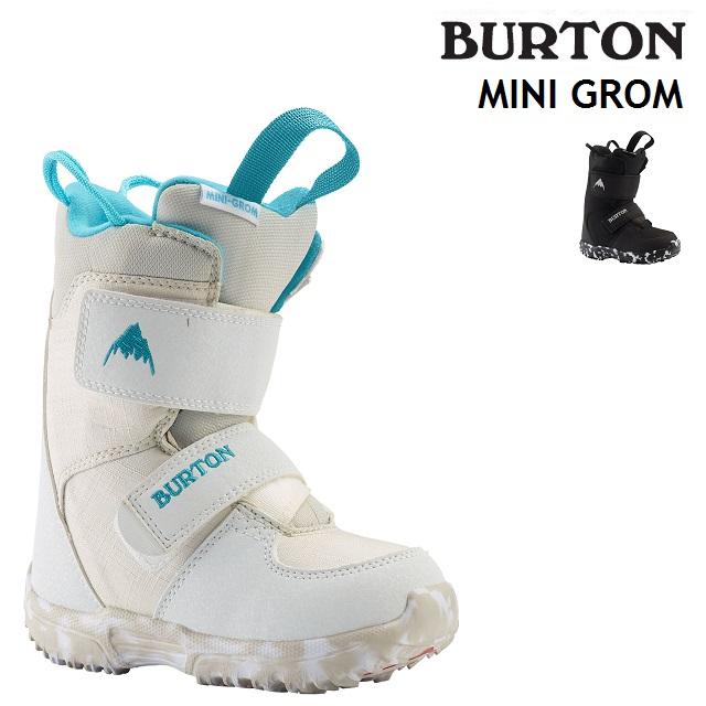 19-20 BURTON MINI GROM バートン ミニグロム ブーツ キッズ スノーボード キッズ 日本正規品