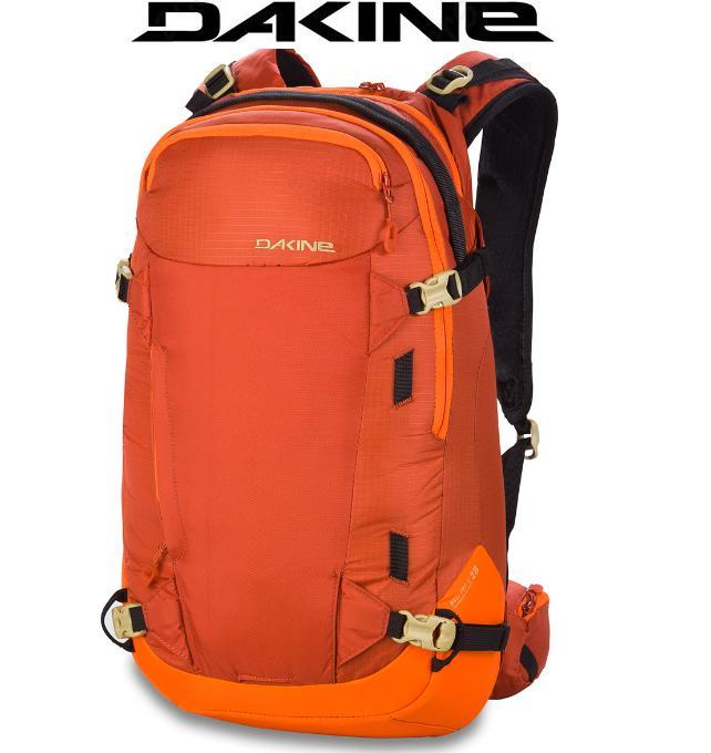 DAKINE (ダカイン) HELI PRO 2 (ヘリプロツー) 28L-INFERNO バックパック ザック